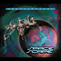 """""""One Point Zero"""" CD by SpaceScape"""