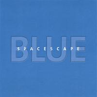 """Blue"" CD by SpaceScape"