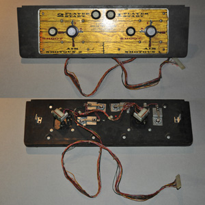 Midway Dog Patch Control Panel