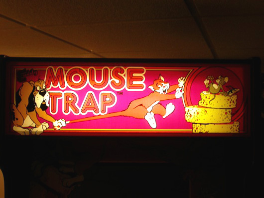 Detailing Exidy Mouse Trap Part 1 Chompingquarters Com