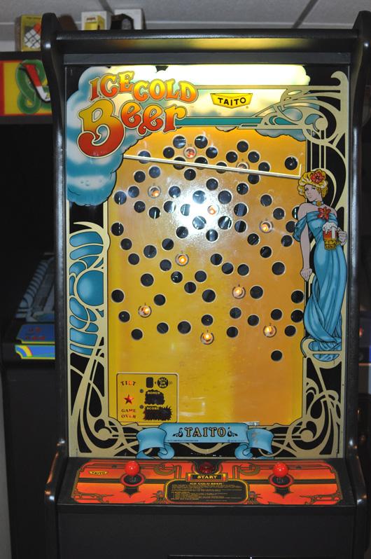 Ice Cold Beer Arcade Game Restoration Part 4 ...