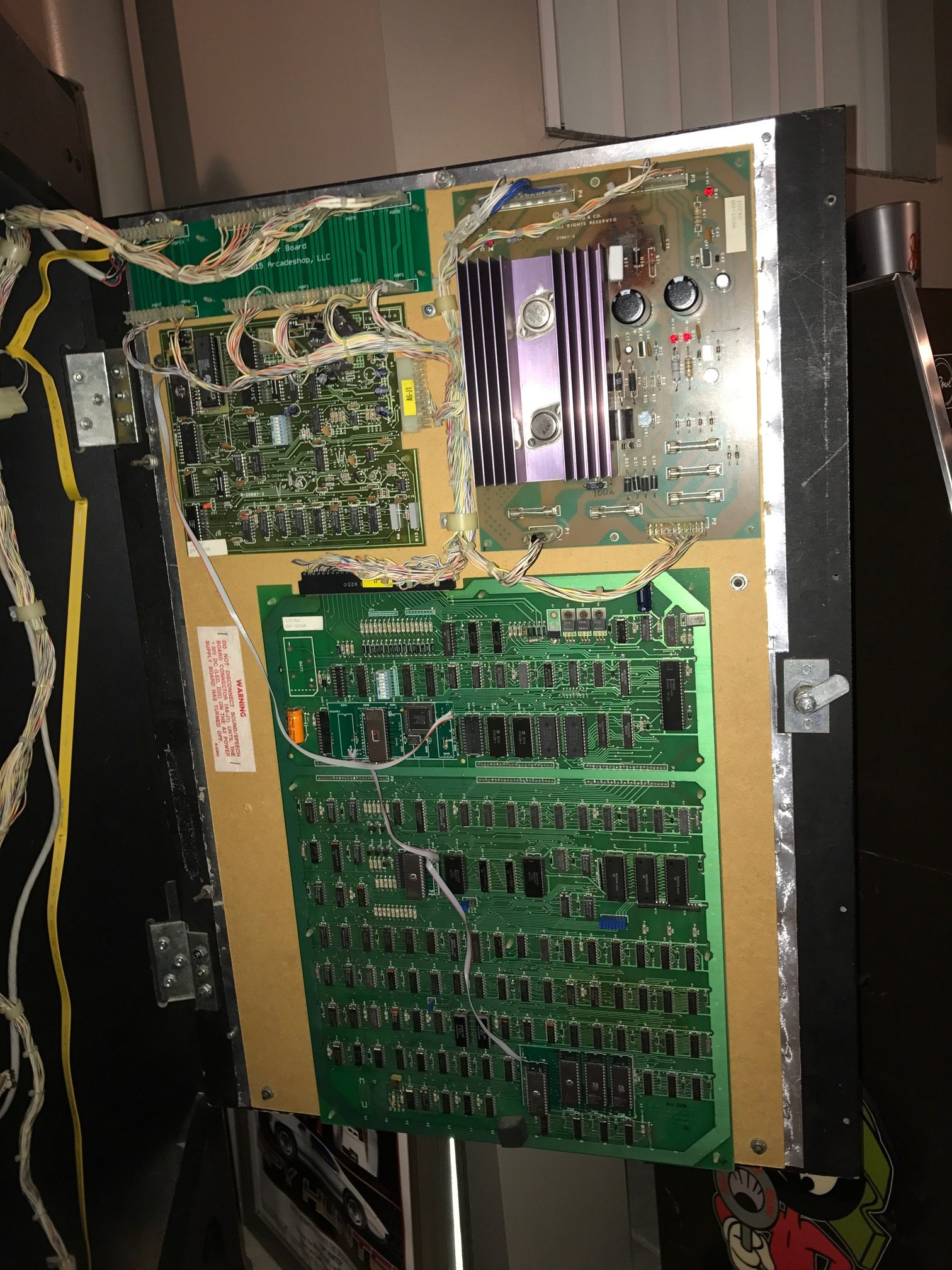 MA-400 Filter Board - Image  5